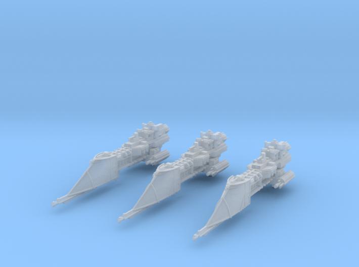 "Imperial Navy ""Firestorm"" Frigates (3) 3d printed"