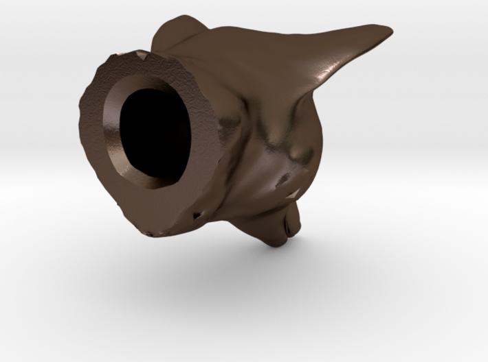 Fox Head 3d printed