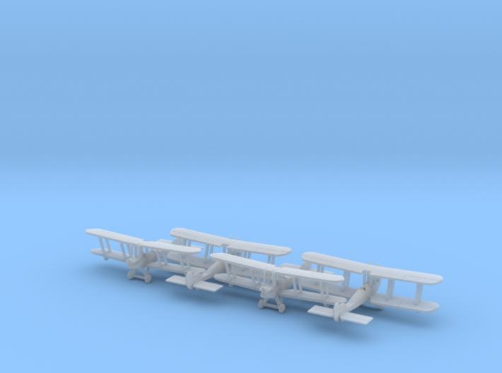 1/350 RAF BE2c 3d printed