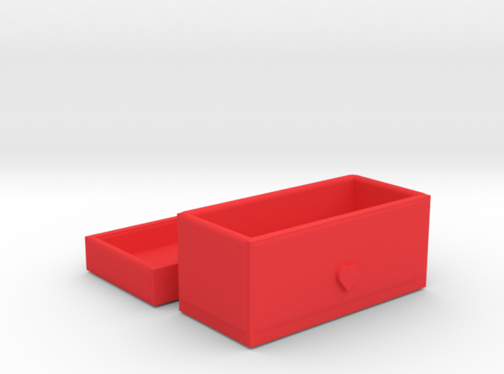 Jewelry Box 3d printed