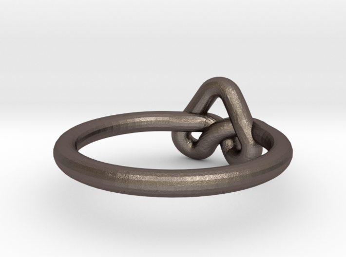 Love Knot-sz16 3d printed