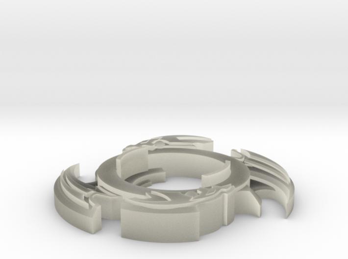 Dranzer X Upload 3d printed
