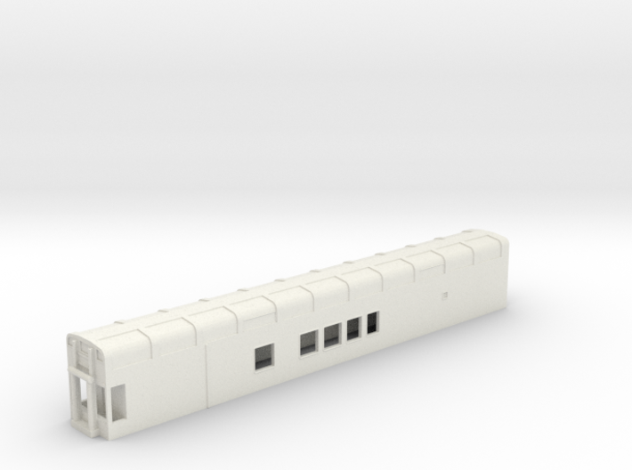 N Scale Rocky Mountaineer B Series No Platform 3d printed