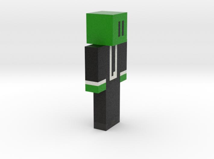 12cm | Piruk 3d printed