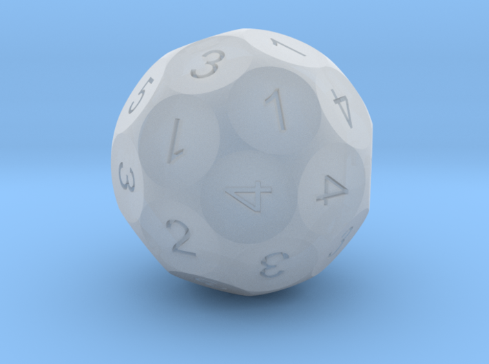 D32-5D2 Sphere Dice 3d printed