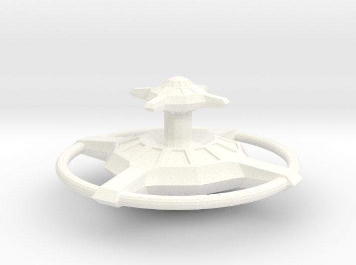 Federation Station B-30 3d printed