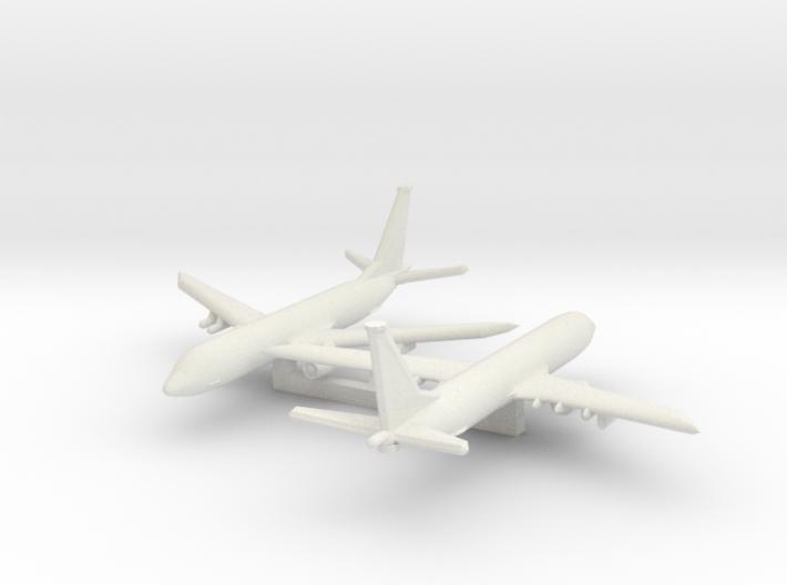 1/700 Boeing P-8 Poseidon 3d printed