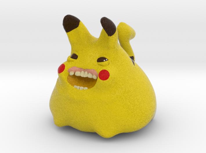 Pikachub 3d printed