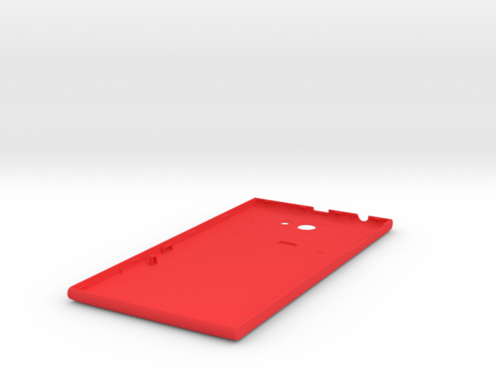 The Other Side for Jolla phone 3d printed