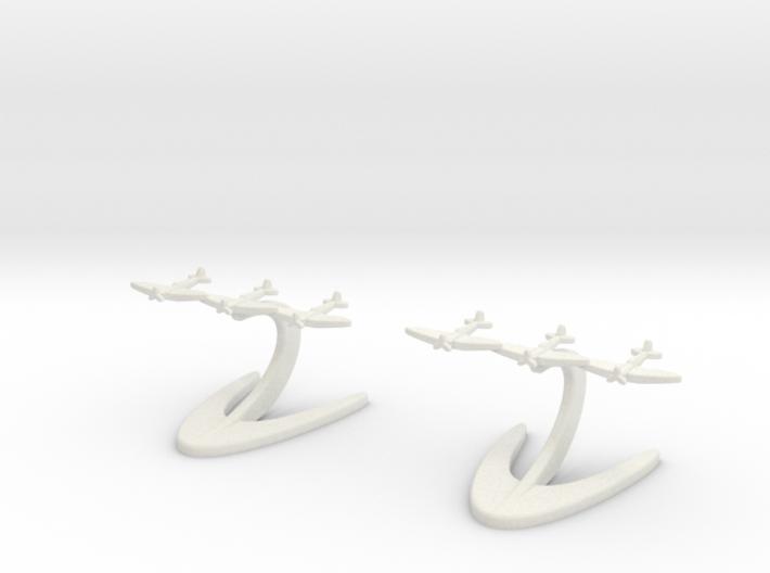 Supermarine Seafire 3d printed