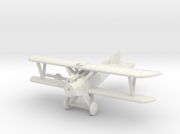 1/144th Albatros D.III 3d printed