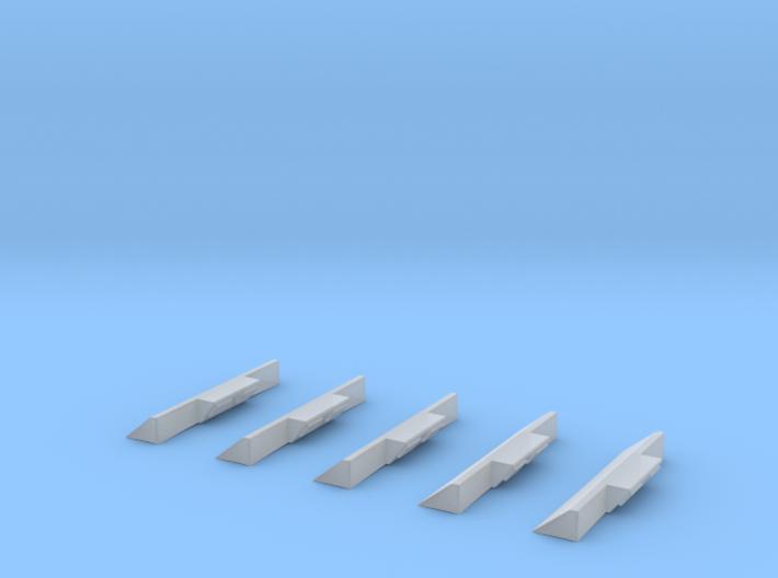 Balken für KTW-B von WAS auf Sprinter/Crafter,hint 3d printed
