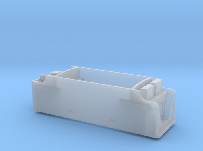 Tender Kap 3d printed