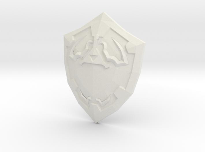 Sheild 3d printed
