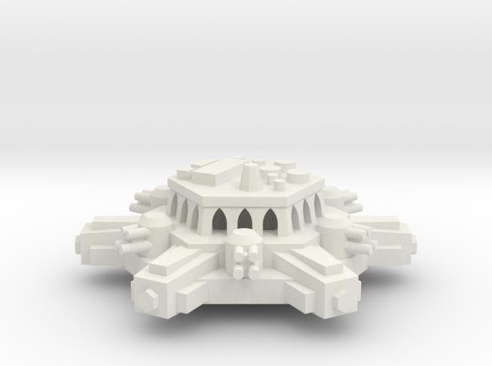 BFG Orbital Defense Battery Platform 3d printed