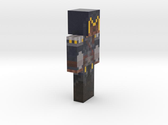 6cm | L33tsauce 3d printed