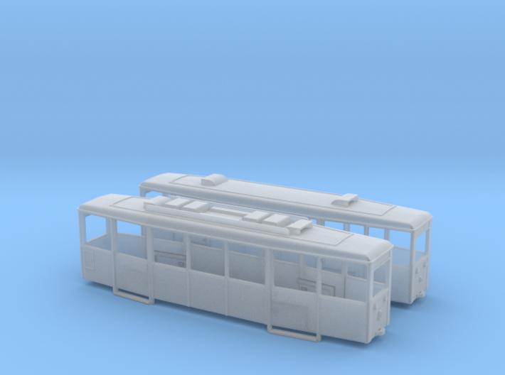 Tramset KSW 3d printed