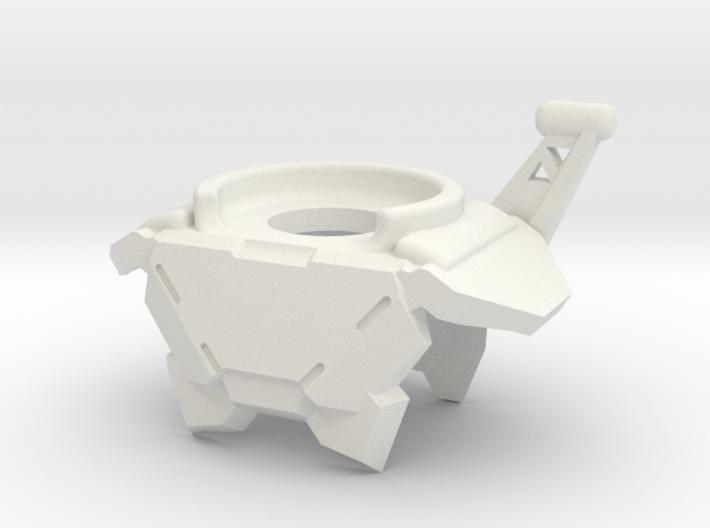 Guardian Armor 3d printed