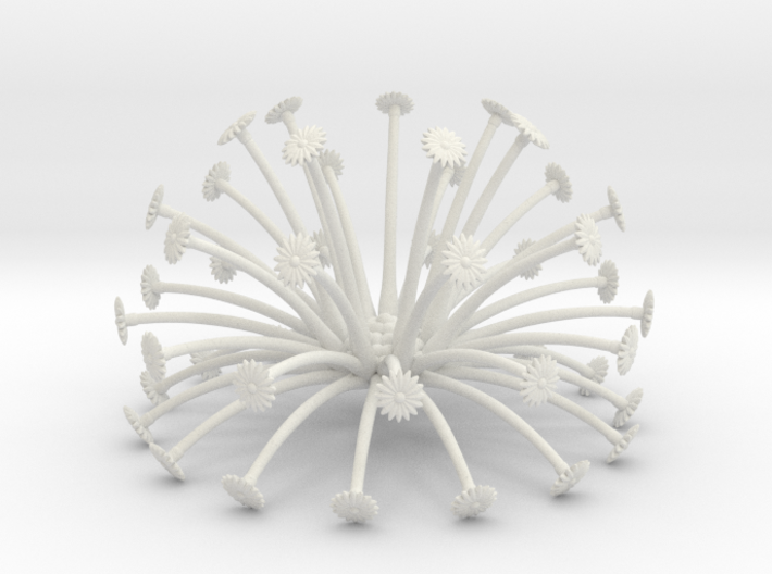 seed head 11 boolean (fixed) 3d printed