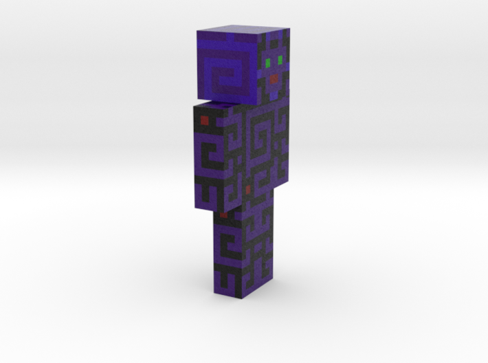 6cm   Grim_One 3d printed