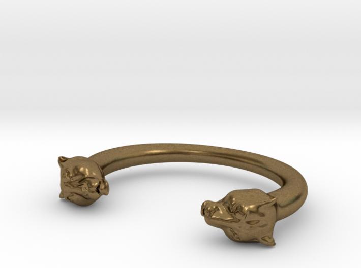 bracelet black panther 3d printed