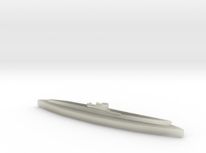 U-862 (Type IXD2 U-Boat) 1/1800 3d printed