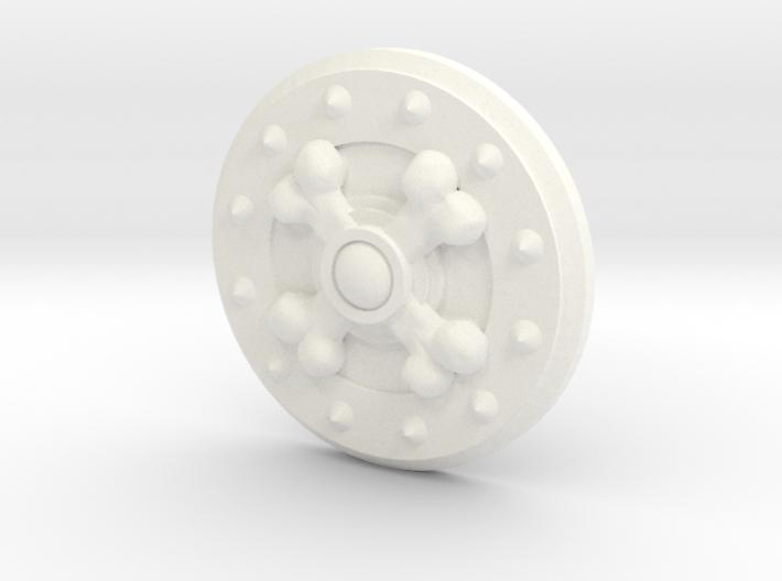 Boneshield 3d printed