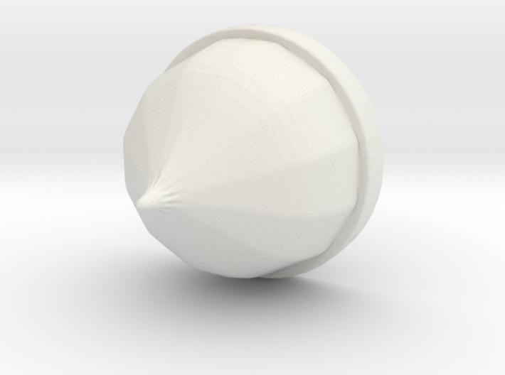 Druhznik Helm 3d printed