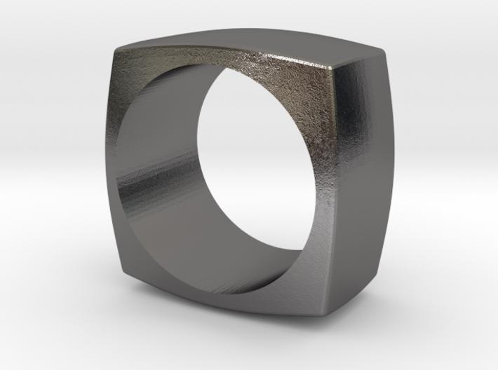 The Minimal Ring 3d printed