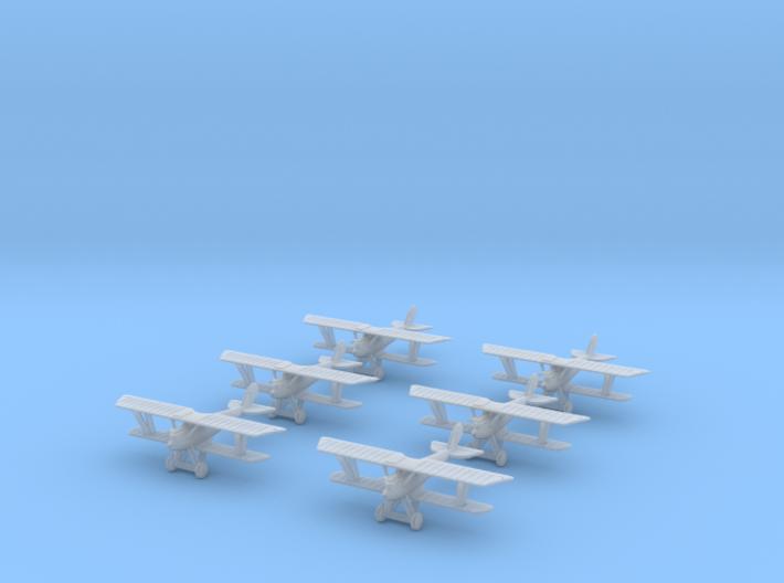 1/350 Pfalz D.IIIA (x6) 3d printed