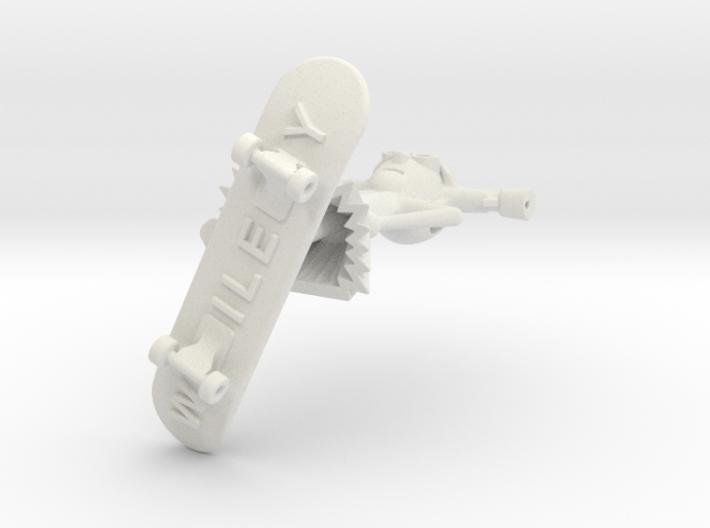 dapboard 3d printed