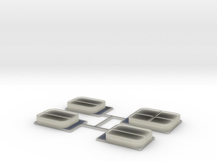 Dachfenster 4er 3d printed