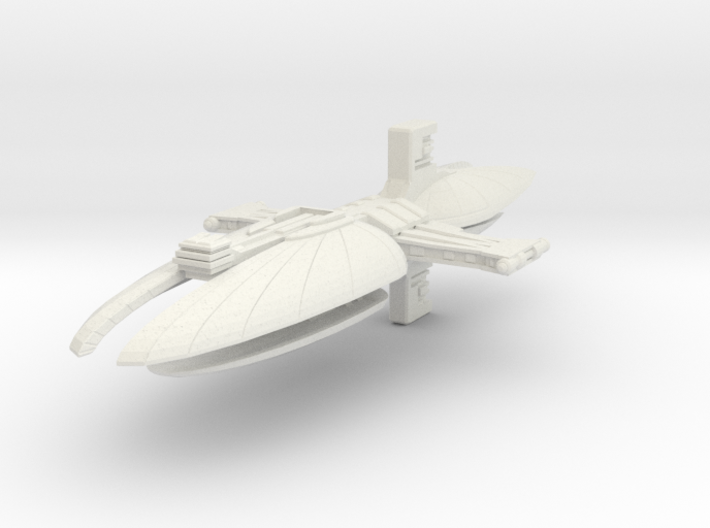 Munificent class frigate 3d printed