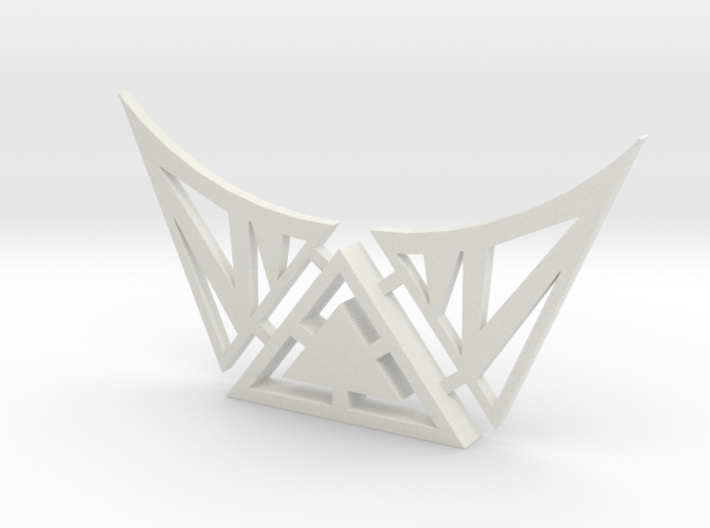 Celtic Necklace 3d printed