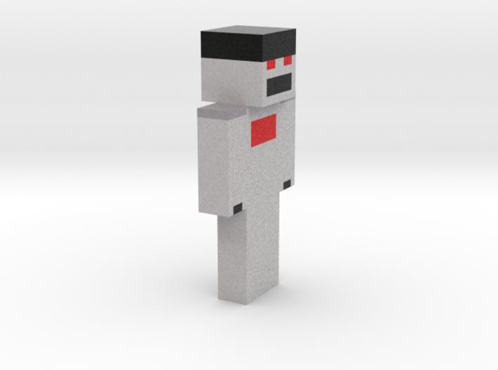7cm | RobotAbe 3d printed