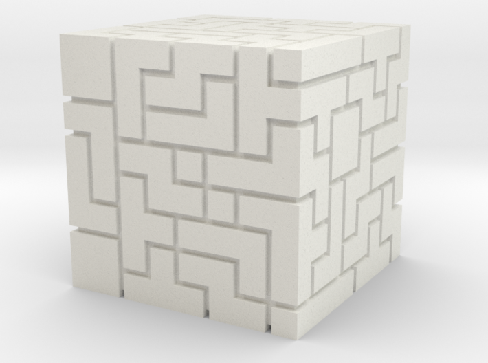 Master Cube (FEZ) 3d printed