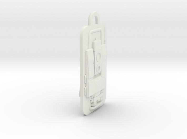 Geodimeter 600 Fob 3d printed
