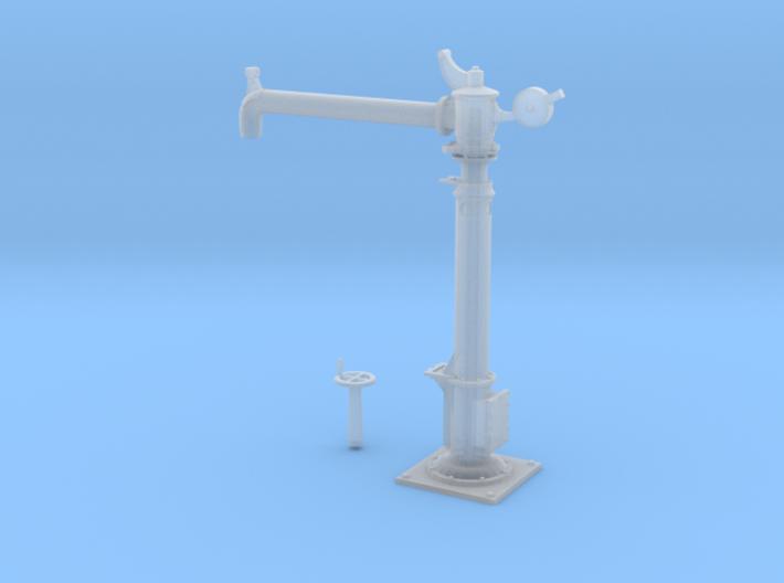 Colonne à eau Majolini / Majolini waterkraan 3d printed