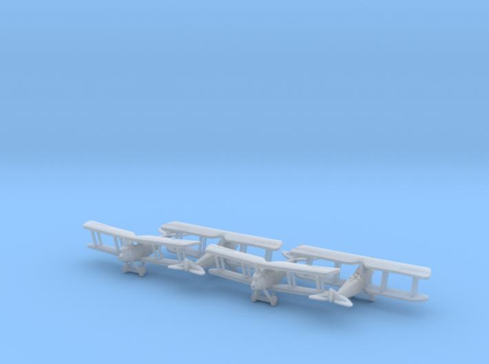 1/350 Rumpler C IV 3d printed