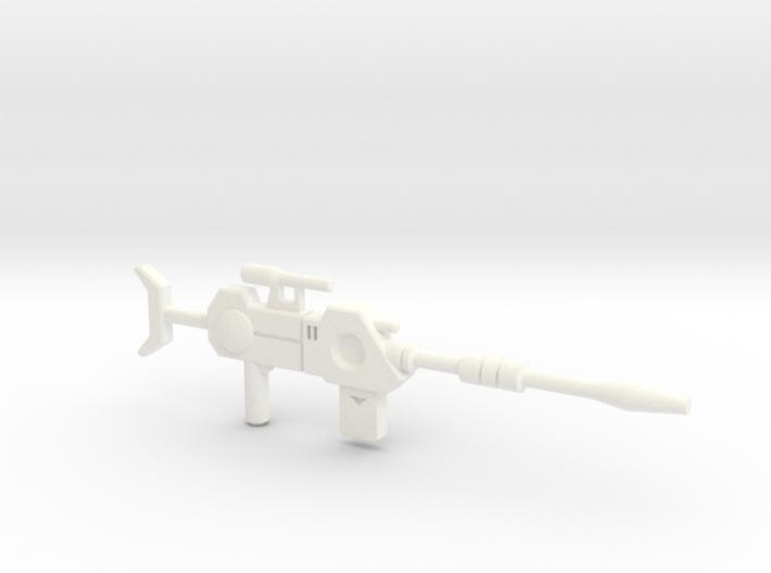 Perceptor Sniper Rifle 2 3d printed