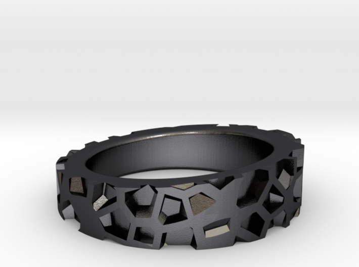Ring F 3d printed