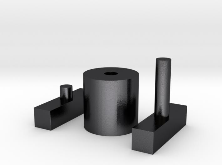Hand Compressor 3d printed