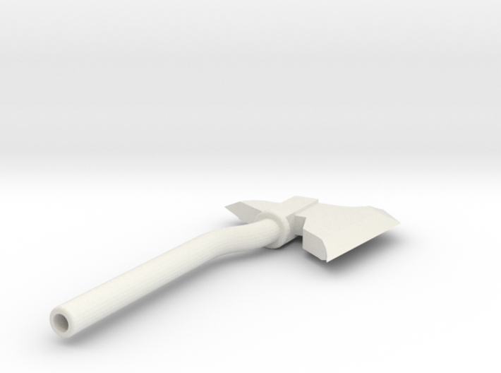 Throwing Axe 3d printed