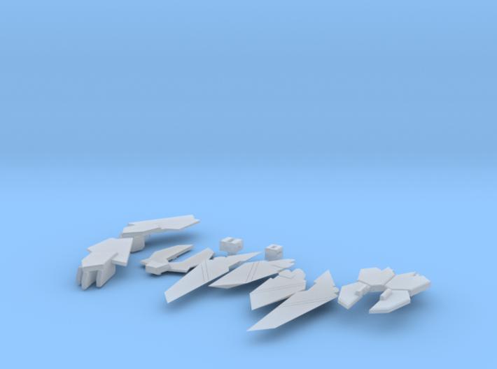 XC Parts 3d printed