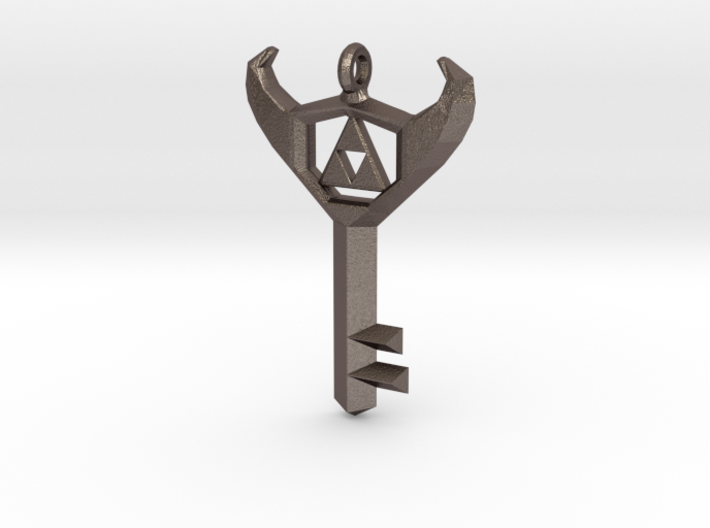 Pendant Of The Boss 3d printed