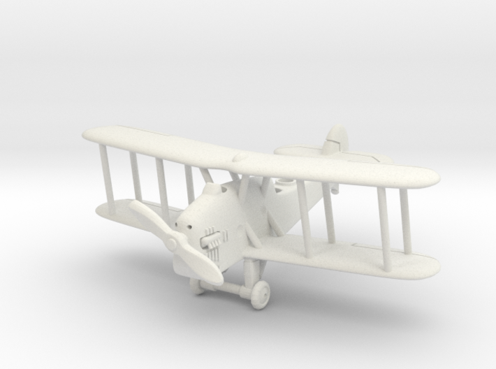 Blackburn Blackburn Mark II 1/285 6mm 3d printed