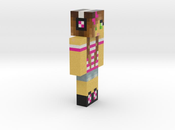 12cm | PinkPlayer 3d printed
