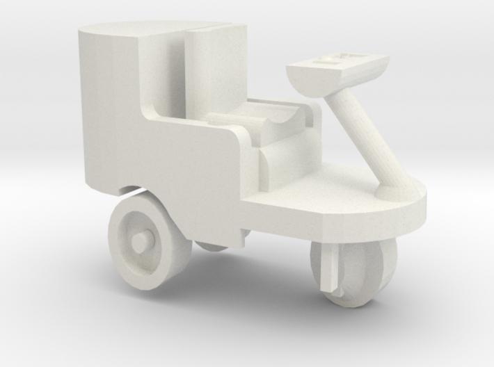 Reinigungsmaschine für Spur G 3d printed
