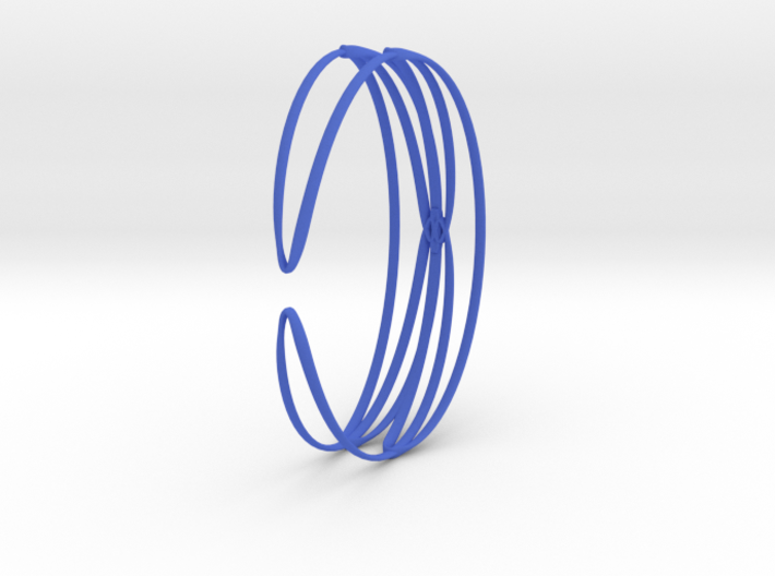 Conchoid 4 Bangle 3d printed