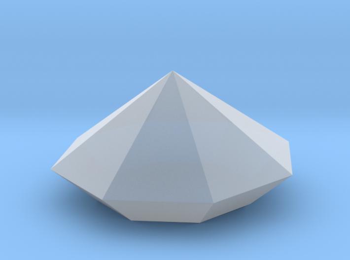 Build A Ring part 1: Gem 3d printed